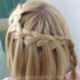 Косы на короткие волосы фото. Плетение кос Петербург.
