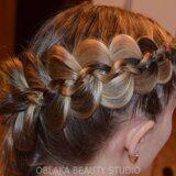 Плетение кос СПб