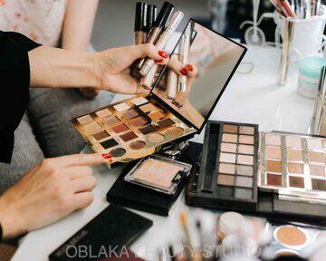 бюджетный набор косметики для ежедневного макияжа